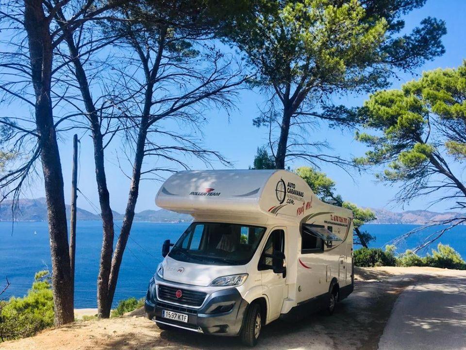Alquiler autocaravana Palma de Mallorca